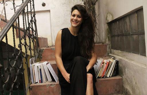 Ada Mondès Photographiée par © Luis Alberto Morales.